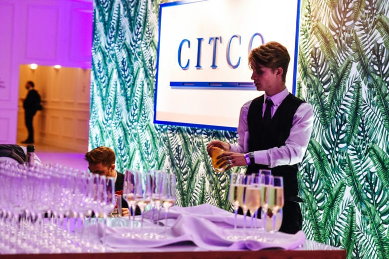 citico summer party at kensington palace event taste studios