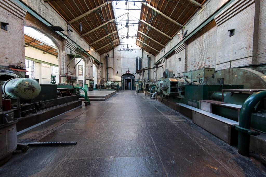 Hydraulic Power Station 2